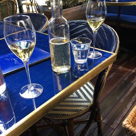 Restaurant Mon Paris Rue Edouard