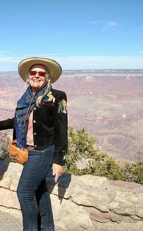 Williams, AZ: On tour with Marvelous Marv