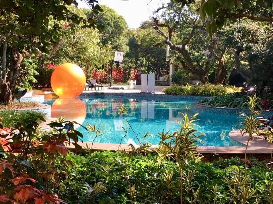 1 of 2 pool areas picture of le meridien mahabaleshwar Hotels in mahabaleshwar with swimming pool