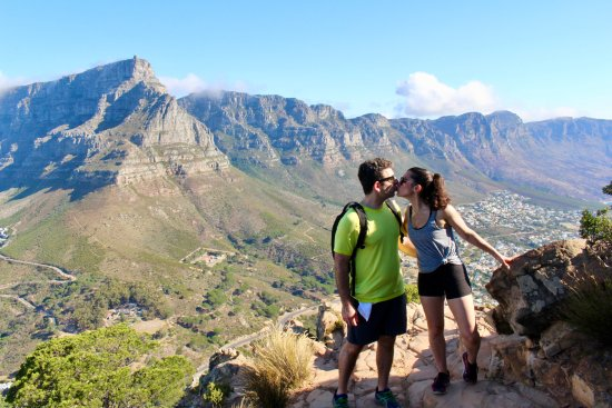 Mother City Hikers: Lauren's definitely has a backup career as a photographer.
