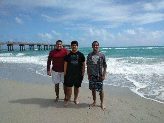 Sunny Isles Beach, FL: What u can do on a perfect beach day at Sunny Isles Pier.