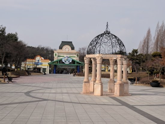 Sangnok Aquapia (천안상록리조트 아쿠아피아) - Exit