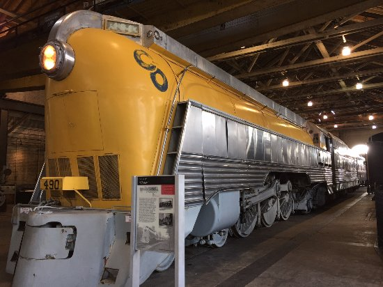Baltimore and Ohio Railroad Museum: Incredible Trains of all types!