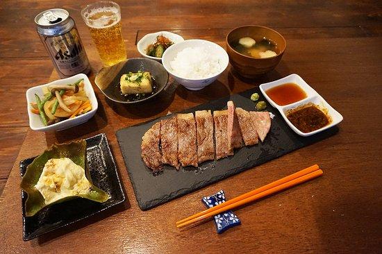 Osaka Wagyu