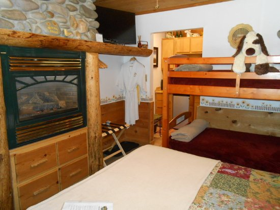 Heavenly Valley Lodge Bed & Breakfast: Property amenity