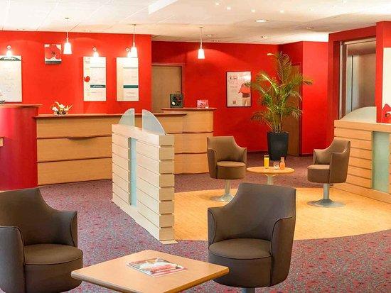 Hotel Ibis Vitre Centre Ville