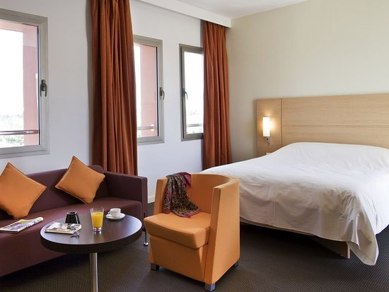 Ibis Casa Sidi Maarouf: Guest room