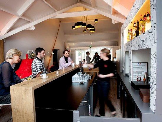 Ibis Brest Kergaradec Airport Hotel : Bar/Lounge