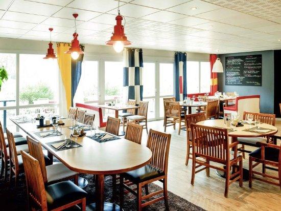 Ibis Brest Kergaradec Airport Hotel : Restaurant