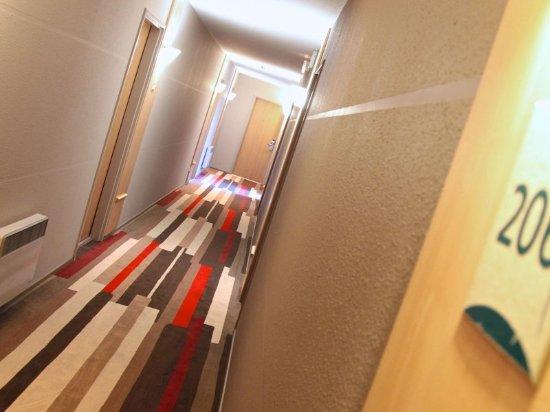 Ibis Brest Kergaradec Airport Hotel : Guest room