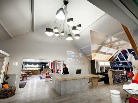 Ibis Brest Kergaradec Airport Hotel : Exterior