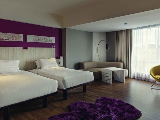 Mercure Convention Center: Guest room