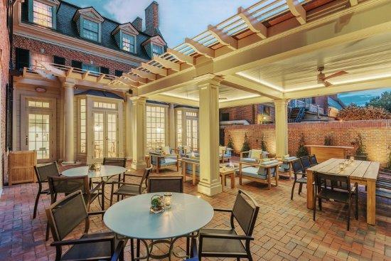 The Carolina Inn: Restaurant