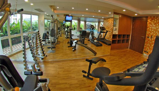 Nova Gold Hotel: Health club
