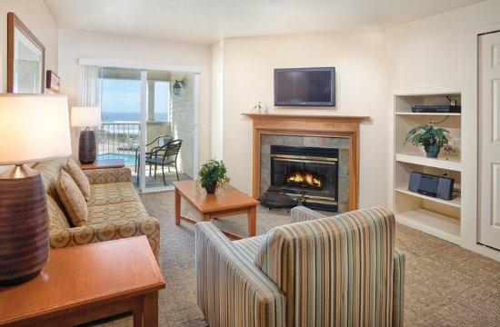 Gleneden Beach, OR: Guest room