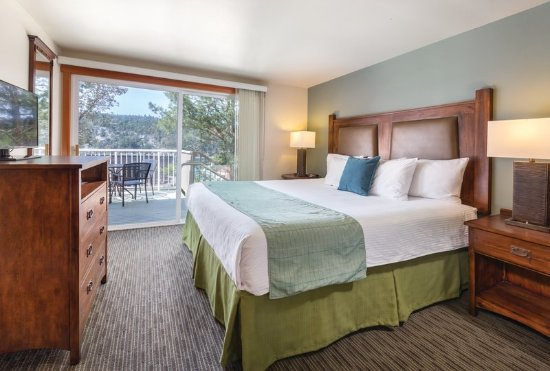 Deer Harbor, WA: Guest room