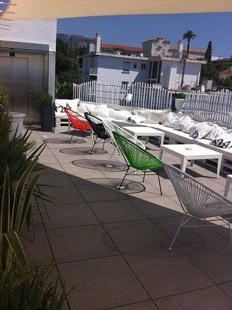 Guest room - Picture of Hotel Les Voiles, Toulon - TripAdvisor