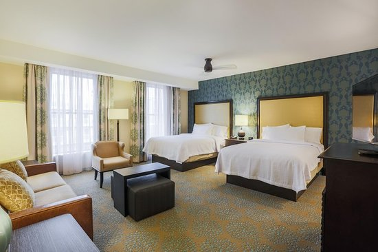 Homewood Suites by Hilton Charleston Historic District Hotel