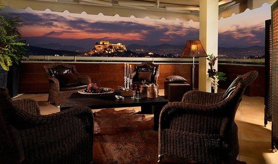Divani Caravel Hotel: Exterior