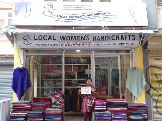 Local Women S Handicrafts Kathmandu 2019 All You Need To Know