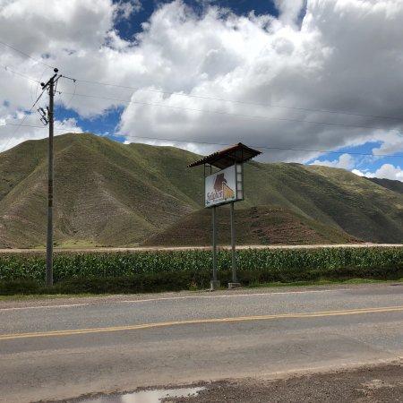 Sicuani, Περού: モルモットを試食