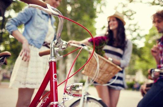 Tour en bicicleta por los artes de...