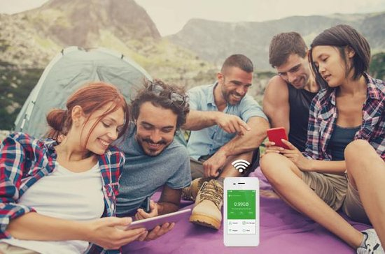 4G LTE Pocket WiFi Rental, Internet Connection in Lisbon - pick up at