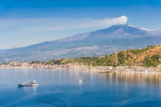From Volcano to the Sea: Private Tour of Etna and Taormina Boat Tour...