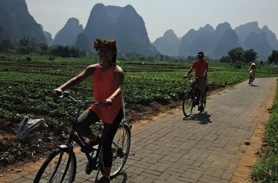 1 Day Yangshuo Cycling And Short...