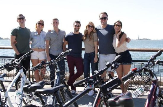 Nueva York Highlights Bike Tour