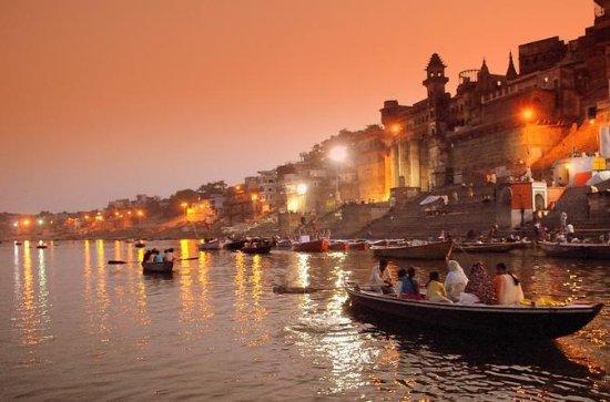Full-Day City Tour av Varanasi med...