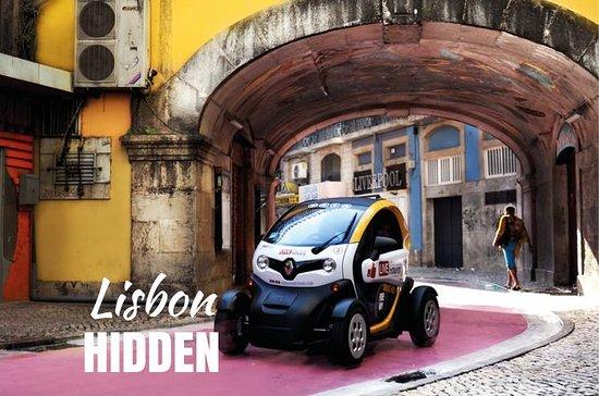 Lisbon Hidden - Auto Drive con guía...