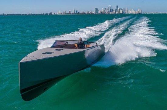 40 VanDutchハイパフォーマンスとラグジュアリー - サウスビーチ