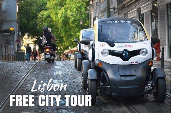 Tour de la ciudad gratuito de Lisboa...