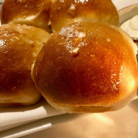 San Mateo, CA: bread rolls
