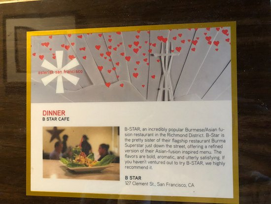 Burma Superstar Restaurant: Highly rated place to eat by the locals