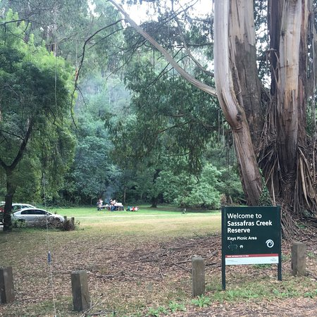 Monbulk, Australia: Kays Picnic Ground