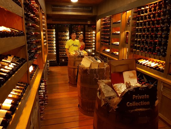Private Cellar within Jeff's Cellar