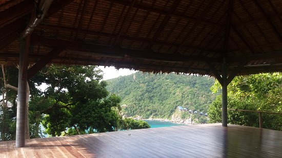 Baan Talay Koh Tao: Yoga Pavillion