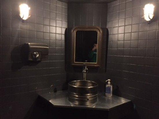 Le Bayou: sanitaire