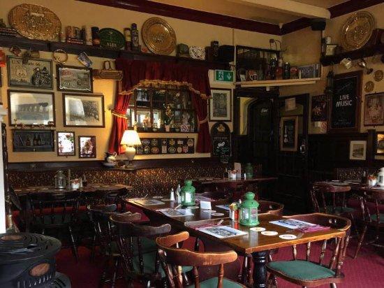 The Wheatsheaf Pub Dining Room