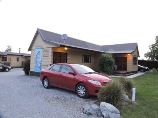 Twizel, Νέα Ζηλανδία: NUESTOR BUNGALOW