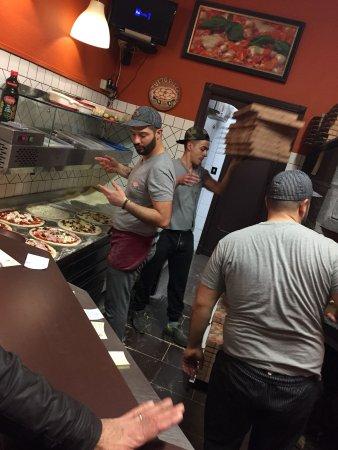 San Giovanni la Punta, Italien: Le nostre pizze gourmet!