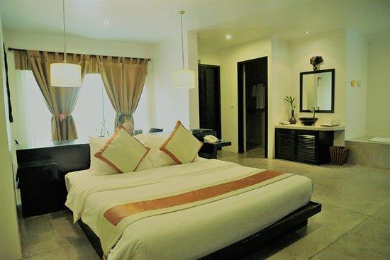 Bunwin Boutique Hotel: Deluxe Room