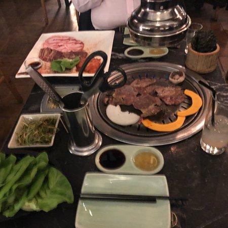 Koba Korean Barbecue Restaurant London