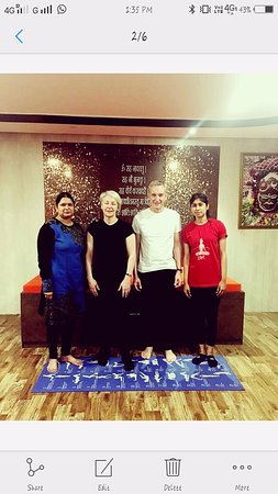 One Of The Best Yoga Institute In Udaipur Review Of Dynamic Yoga Studio Udaipur India Tripadvisor