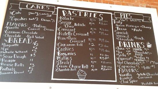 Rosenberg, TX: Bakery prices