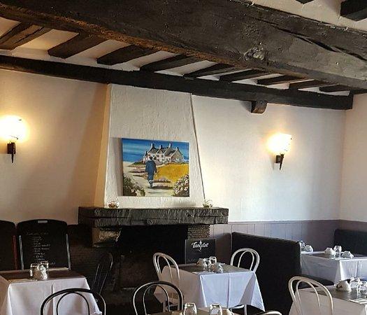Rozay-en-Brie, France: Salle de restaurant