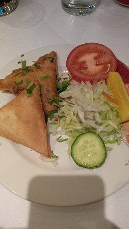 Samosa Picture Of Angel Curry Centre London Tripadvisor