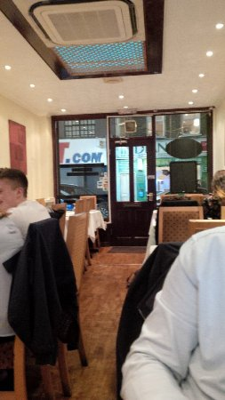 Small Restaurant Picture Of Angel Curry Centre London